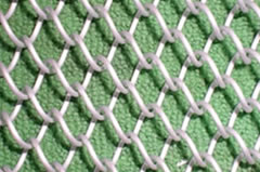 Galvanized Steel Chain Link Mesh for Decoration or Fencing Uses