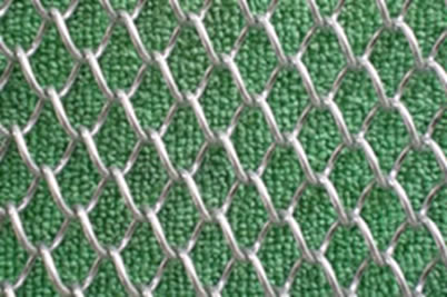 Aluminum Chain Link Type Decorative Mesh for Wall Cladding Fabric