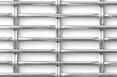 Crimped Wire Mesh, Stainless Steel 304, For Decoration