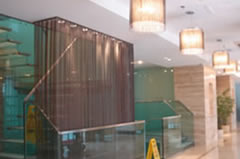 Chain Link Mesh For Hotel Decoration