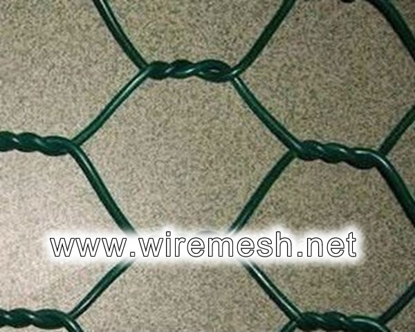 Poultry Wire Fence with PVC Coating