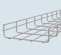 Indoor Use Cable Trays Made of Welded Wire Mesh